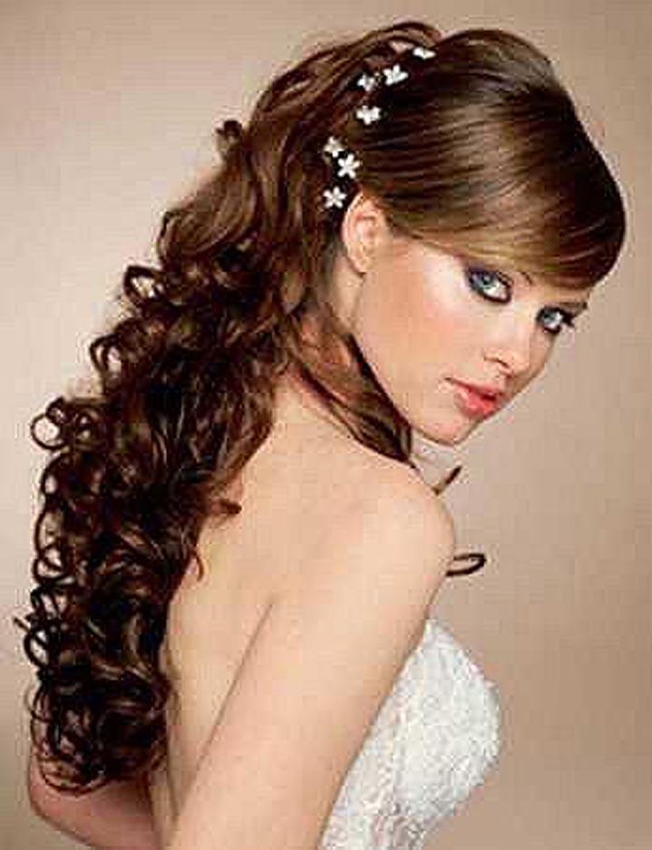 Красивые прически для длинных и средних волос