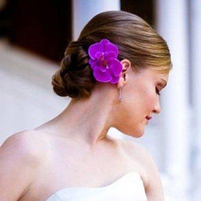 Свадебные прически классические легко сделать самостоятельно