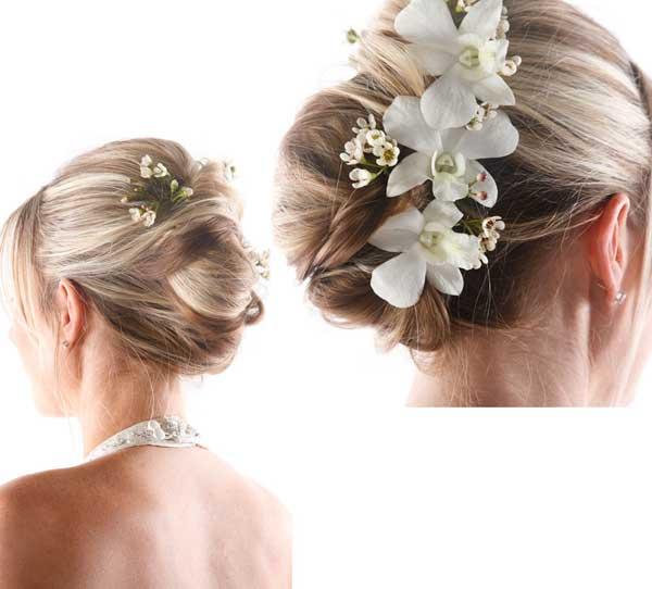 Рискните сделать красивые свадебные прически с помощью урока великого парикмахера