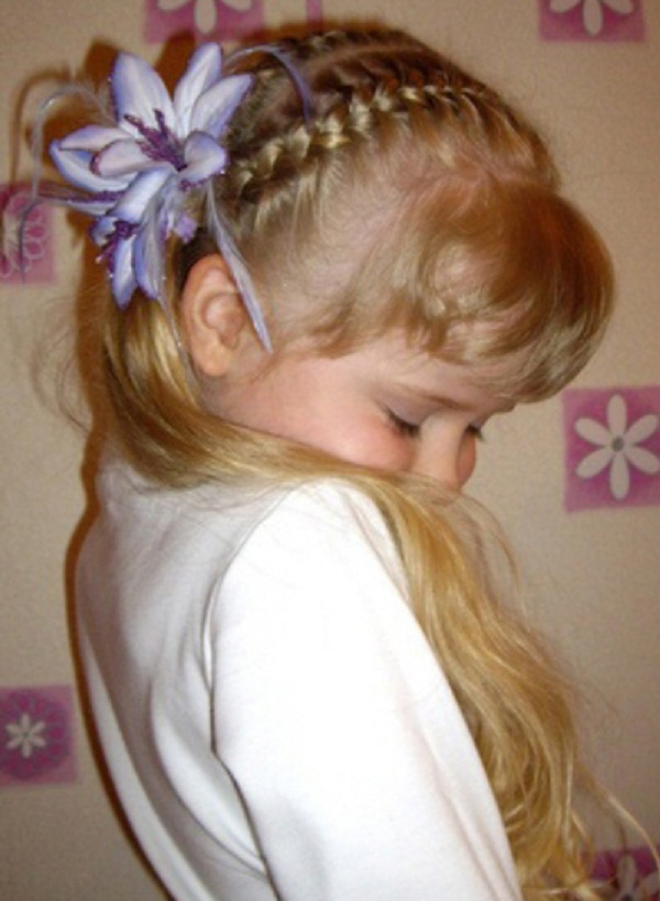 Красивые прически для девочек – воплощение красоты!