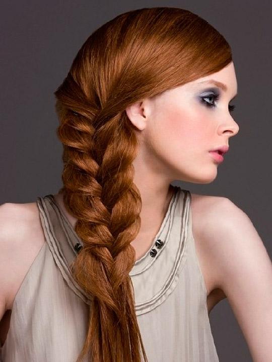 Стильные прически для длинных волос - всегда модно и женственно