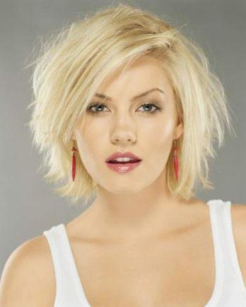 Как подбирать женские прически на средние волосы в зависимости от типа лица