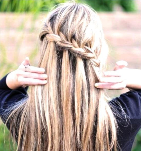 Прически с плетением – видео урок для модниц