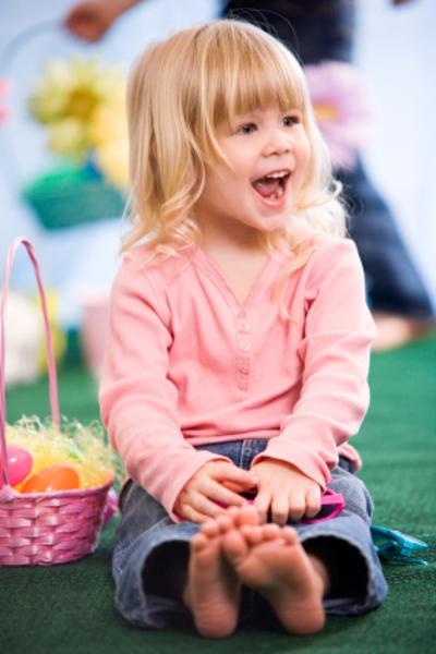 Детские прически для девочек очень многообразны