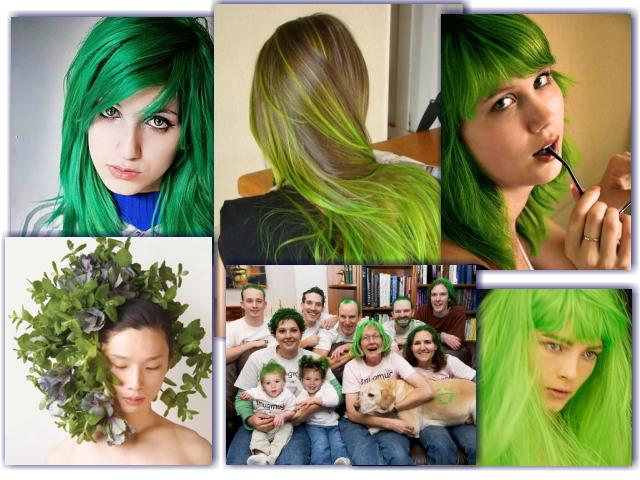 Весна в волосах С.А. Есенин:  «Зеленаяприческа,  Девическая грудь…»