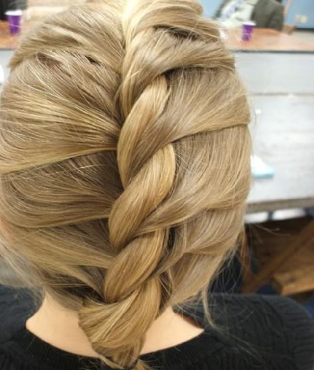 Лёгкие причёски в школу мамиными руками